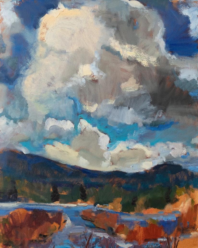 Big Clouds 1