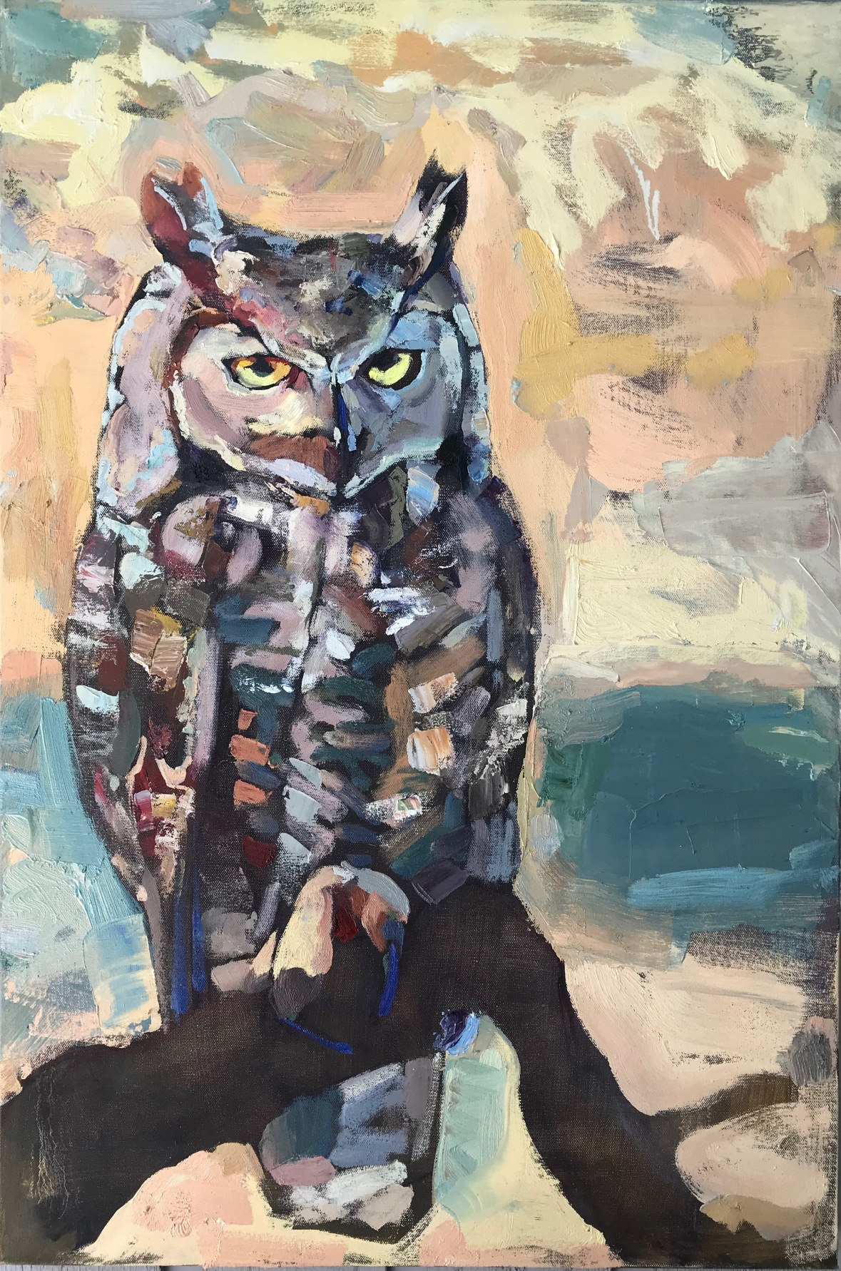 Summer's Owl